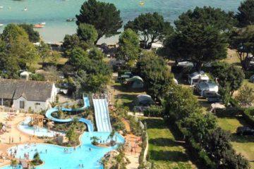 camping à bénodet avec piscine