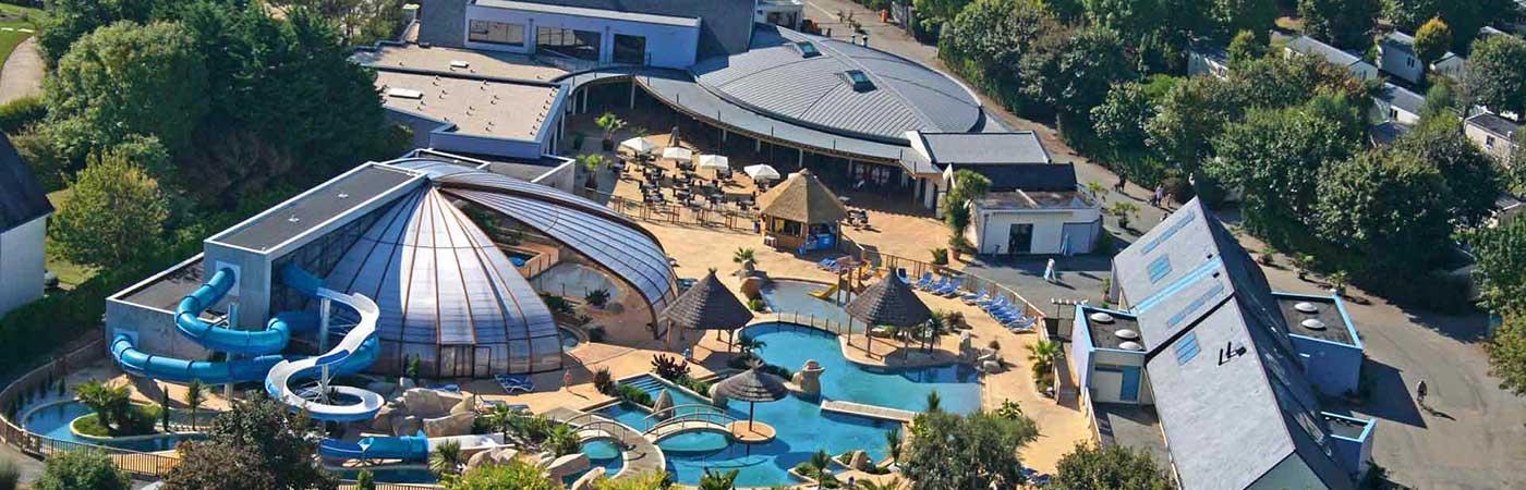 camping bretagne bord de mer avec piscine