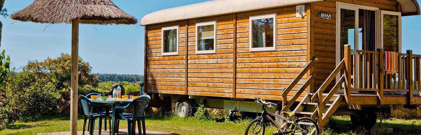 camping 5 étoiles landes